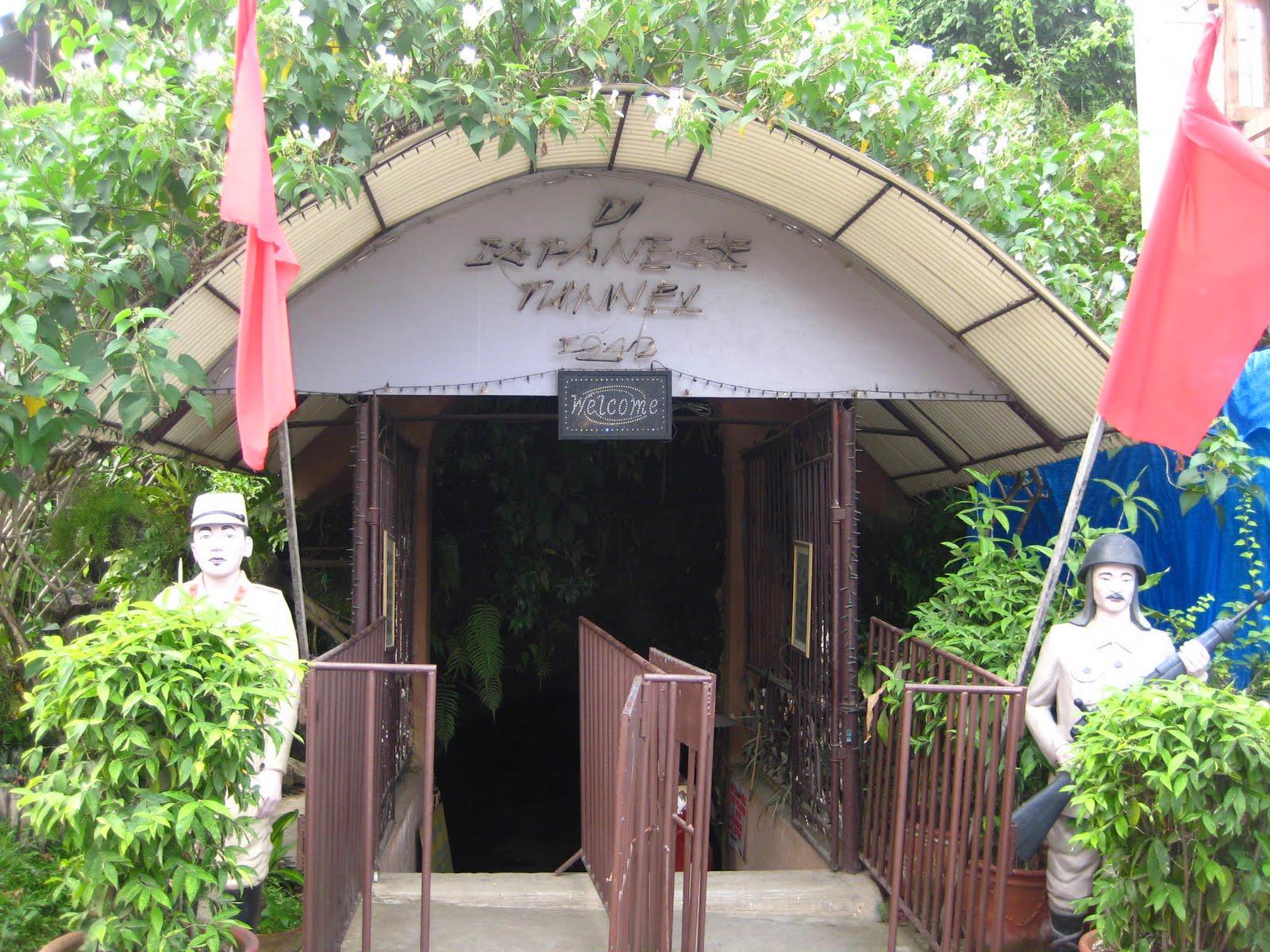 japanese tunnel davao city