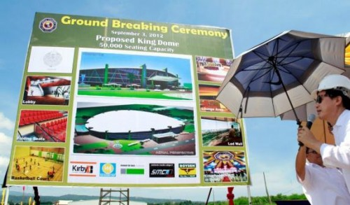 king dome davao by apollo quiboloy