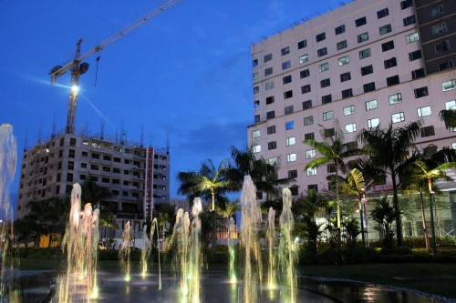 abreeza residences under construction