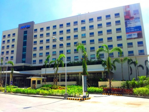park inn by radission davao city