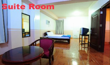 Orchard Hotel Davao Hotel Davao de Luxe Room