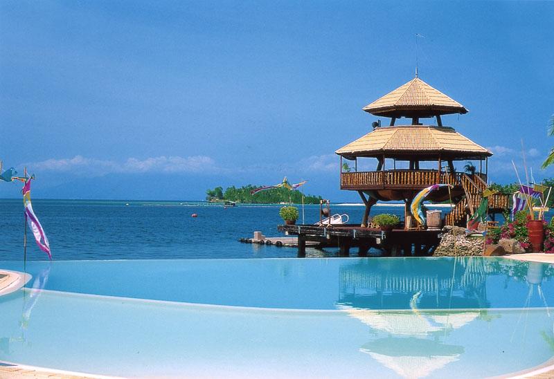 Pearl Farm Beach Resort Davao Portal
