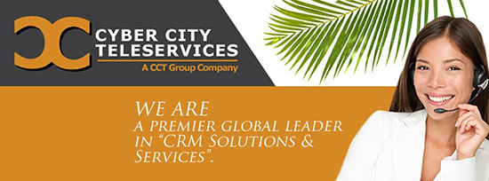 Cyber City Teleservices is a US-based call center and business process